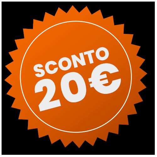 Sconto 20€