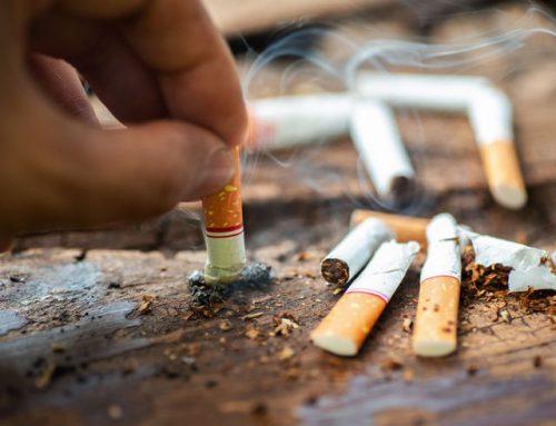 Per quanto tempo la nicotina rimane in circolo nel tuo sistema?