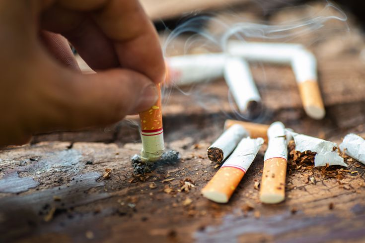 quanto tempo nicotina in circolo
